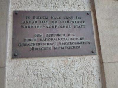Rechtspopulismus, AfD, Nazis, Nationalsozialismus, Wannsee, Göbbels,