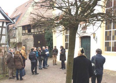 Nationalsozialismus, Synagoge, Michelstadt, Odenwald, Stolpersteine, Feldmayer, Rhein-Main, Metropolregion, Nazis, Juden